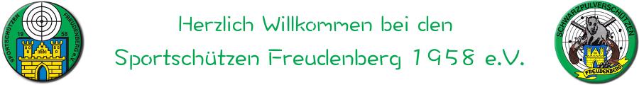 Sportschützen Freudenberg e.V.